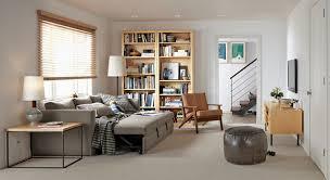 Room And Board Sleeper Sofas Oxford Pop Up Platform Sleeper Sofa Modern Living Room