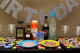birthday martini luxury doo dah let them drink cake martinis my happy birthday