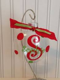 Christmas Ornaments With Initials Beauty 4 Ashes Cute Diy Initial Ornament Never Too Early For