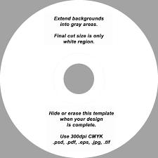 free blank cd template word starengineering