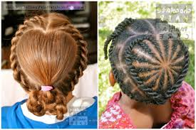 easy hairstyle for kids with short hairstyle getty