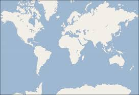 Blank World Map With Longitude And Latitude by Template Countryonmap Wikimedia Commons