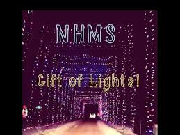 nh motor speedway gift of lights youtube