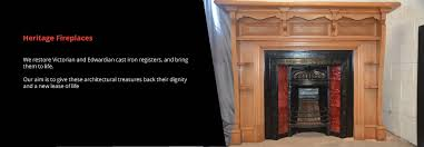 victorian u0026 edwardian fireplaces restored to pristine condition in