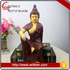 Home Decor Wholesale China China Home Decor Wholesale Wooden Buddha Statue Buy Wooden
