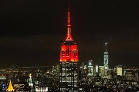 empire state building lights tonight empire state building colors empire state in colors 1 photo by fo my