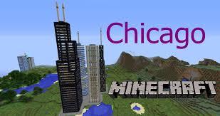 minecraft chicago willis tower hd youtube