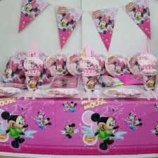 online get cheap baby minnie mouse theme party aliexpress com