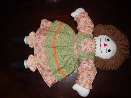 sold u2013 20 inch raggedy ann doll u2013 country analina rag dolls