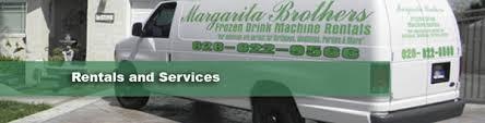 margarita machine rentals margarita brothers margarita machine rentals frozen drink machines