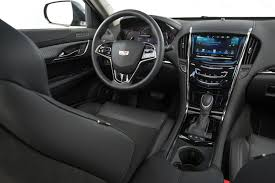 cadillac jeep interior 2017 cadillac ats 2 0t first test review motor trend canada