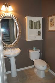 paint colors for bathrooms with beige tile wall mounted white