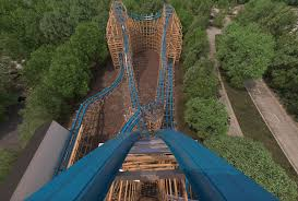 Six Flags Ct Newsplusnotes The Twisted Cyclone Announced For Six Flags Over