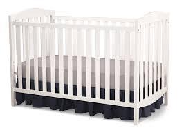 White Mini Crib by Amazon Com 3
