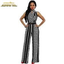 plus size womens jumpsuits fashion jumpsuits for plus size xxxl black white print