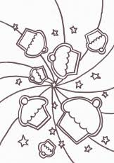 document free printable cupcake coloring pages kids