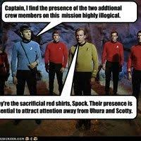 Red Shirt Star Trek Meme - clever very clever 35 photos meme star trek and trek
