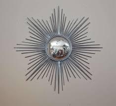 decorating with silver sunburst mirror u2014 home design stylinghome