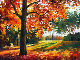 painting autumn paintings by leonid afremov art for your wallpaper autumn fall painting wallpaper leonid afremov freedom of autumn park