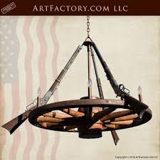 antique wagon wheel wrought iron chandeliers wwc555