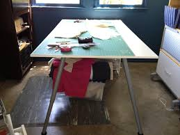 ikea kitchen cutting table sewing on my kitchen table new cutting table it s for real this