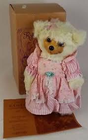 Wooden Faced Teddy Bears Bears