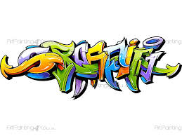 Graffiti Wall Art Stickers Wall Stickers Quotes Graffiti Vdte1020en Artpainting4you Eu