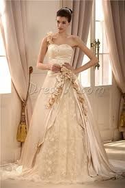 beige wedding dress choose your wedding dress color according your skin color what