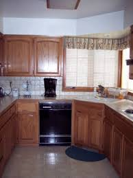 small rustic kitchen ideas decorations design hickory good looking