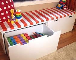 Ikea Kallax Bench by Ikea Kallax Custom Cushion For Nursery Playroom