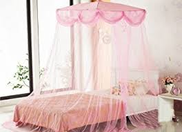 Pink Canopy Bed Pink Four Corner Square Princess Bed Canopy By Sid By