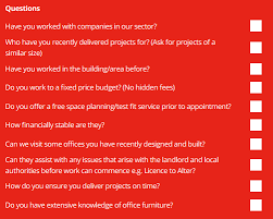 finding the right office space checklist k2 space
