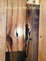 Hardwood Flooring Brisbane A Building We Shall Go The Art Of Pallet Wood Flooring