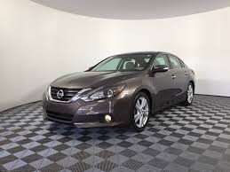 grey nissan altima coupe used 2016 nissan altima 3 5 sl 4d sedan in orlando zr116870