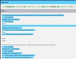 grok pattern exles regex what is the regexp pattern for multiline logstash stack