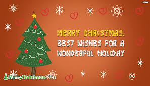 merry best wishes for a wonderful