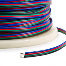 4 pin extension wire for car or led strip ledonlineworld com