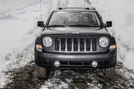 2017 jeep patriot reviews and rating motor trend