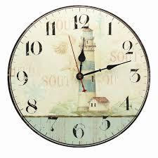decorative wall clock simple style with large decorative wall clocks wall decor edging