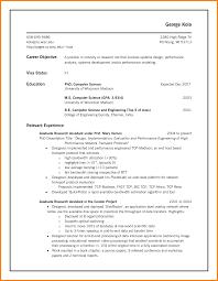Sample Of Career Objective For Resume 100 Sample Resume Career Objectives Resumes Career
