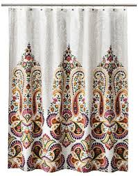 Paisley Shower Curtain Paisley Decor By Color