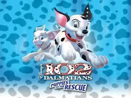 102 dalmatians puppies rescue movie cutscenes