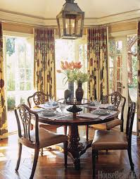 best of dining room window treatments and dining room window