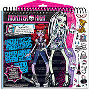 monster dolls u0026 toys shop freaky fab fashion dolls