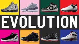 evolution of nike s air shoe series 1984 2015