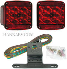 lights and wiring for snowmobile trailer hardware and