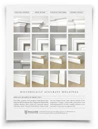 colonial trim moldings classic american molding collection windsorone