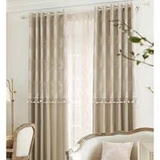 vintage bedroom curtains light coffee paisley jacquard velvet vintage custom curtains for
