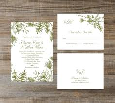 woodland themed wedding invitations wedding invitation sample