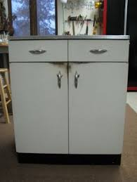 1950s Metal Kitchen Cabinets Vintage Retro Metal Kitchen Cabinets Mid 50 U0027s Great Shape Formica
